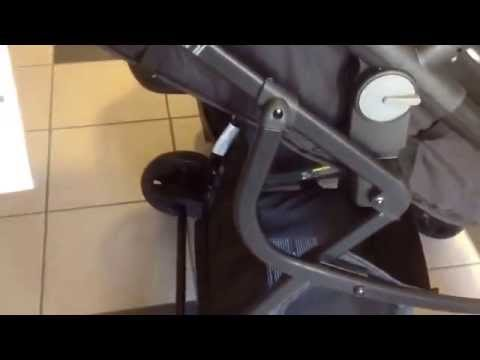 URBINI OMNI PLUS TRAVEL SYSTEM STROLLER AND CAR SEAT COMBO IN SOLID BLACK Review Walmart