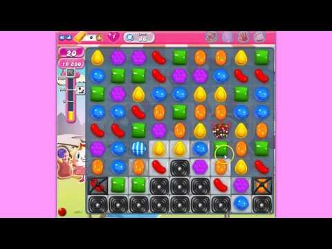 Candy Crush Saga level 86 3 stars