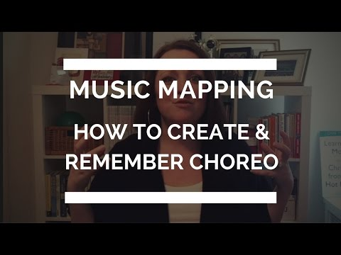 Music Mapping for Group Fitness Instructors