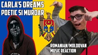Reaction To Romanian/moldovan Music - Carla