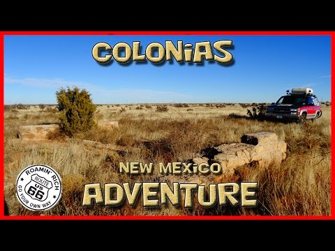 Drive and Explore Abandoned Route 66 through Colonias New Mexico