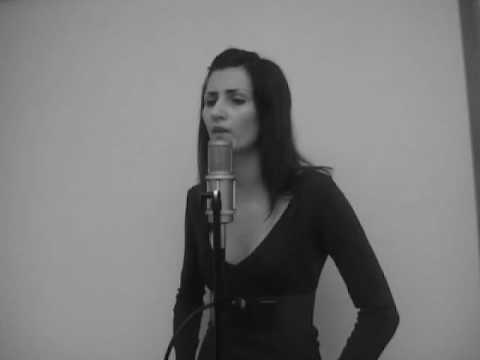 ALICIA KEYS - How it feels to fly covered by Jasmina Zvekic (Mitja Bobic-instrumental)