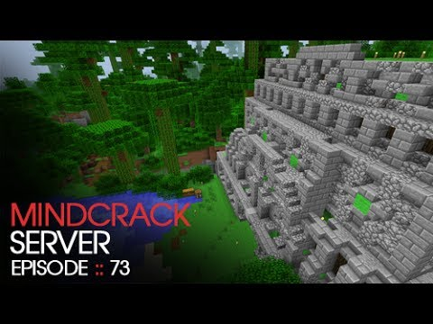 Minecraft :: How to get in there :: Mindcrack Server - Episode 73