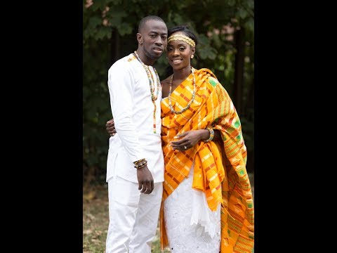 Gabriel + Bridget : Ghanaian Traditional Marriage