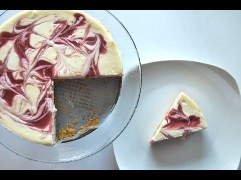 Strawberry Swirl Cheesecake | Devin Cooks | Episode 16