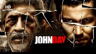 John Day (HD) | Randeep Hooda | Naseeruddin Shah | Elena | Best Hindi Movie