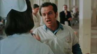One flew over the cuckoo's nest - Trailer - HQ