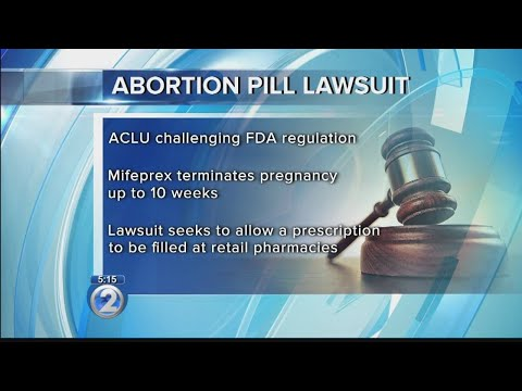 Federal lawsuit filed in Hawaii challenges restrictions on abortion pill