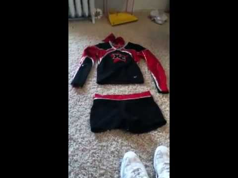 Our Cheer Uniforms!
