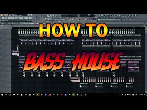 COMO HACER BASS HOUSE