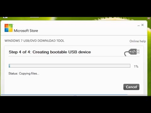 How to create a Bootable USB and burn a iso file to USB || Create a Bootable USB
