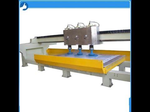 Bridge Polishing Machine for Marble Granite