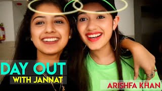 Day Out With Jannat | Arishfa Khan