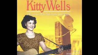 Kitty Wells- I Dreamed I Searched Heaven for You (Lyrics in description)- Kitty Wells Greatest Hits