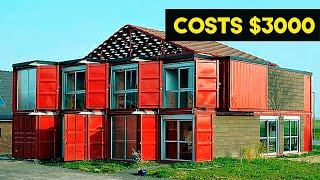 10 Most Insane Container Houses In The World