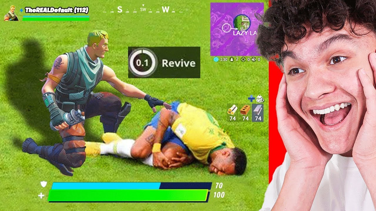 REACTING TO THE FUNNIEST FORTNITE MEMES EVER! #2