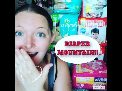 How to get CHEAP DIAPERS at Target!!