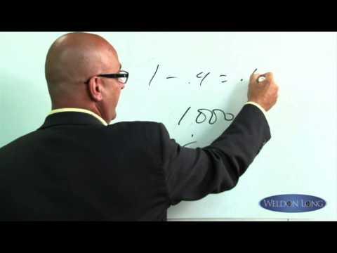 HVAC Business // Markups vs. Profit Margin // Tip 07.08.13