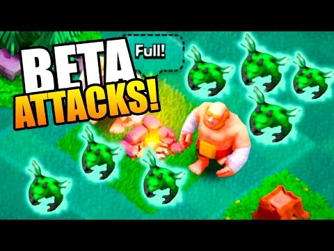 HOW TO WIN EASY FROM THE START :: Clash Of Clans :: BETA MINION + BOXER GIANT STRATEGY!