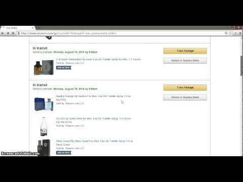 How to cancel an Order on Amazon, while it's shipping or after!