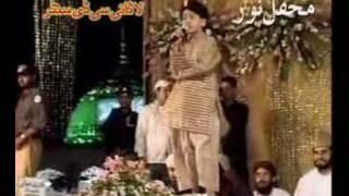 Son of  Hazrat Owias Raza Qadri Mohammad Anees Raza Qadri