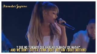 Ariana Grande - Side To Side ft. Nicki Minaj [Lyrics + Sub Español]