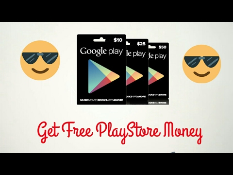 Get Free PlayStore Credit/Money/No root/All Android Devices/100% Working