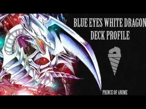 THE BEST BLUE-EYES WHITE DRAGON DECK PROFILE: 2016!!! (Yu-Gi-Oh PRO example)