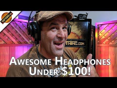 Awesome Headphones Under $100! - TekThing Short