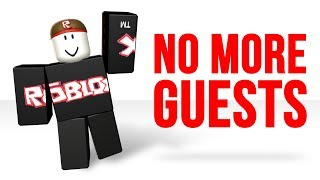 Guests Removed From Roblox 2017