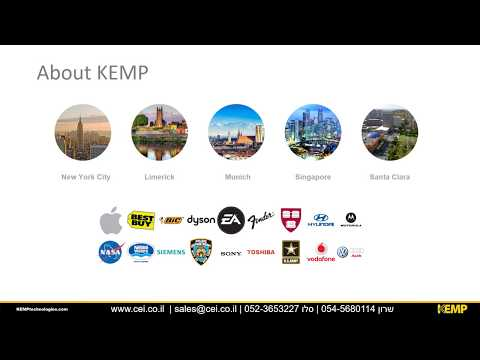 KEMP Technologies Load Balancer