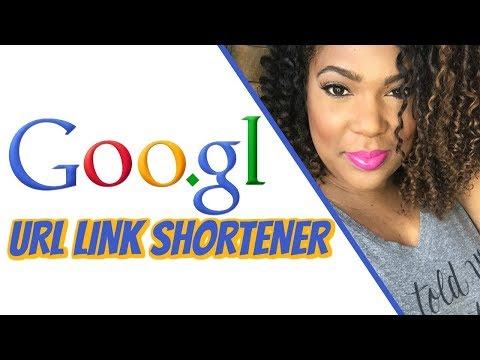 Google Url Shortener   How to use Goo.gl to create a Shortlink