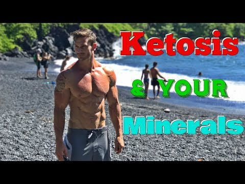 Ketosis: How Low-Carb High-Fat Affects Magnesium: Thomas DeLauer