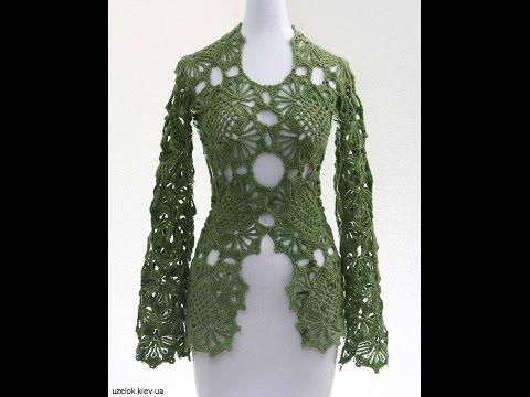 crochet shrug| how to crochet vest shrug free pattern tutorial for beginners 34