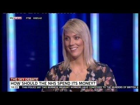 IVF on the NHS - Sky News Daily Debate.