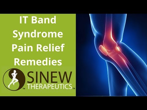 IT Band Syndrome Pain Relief Remedies
