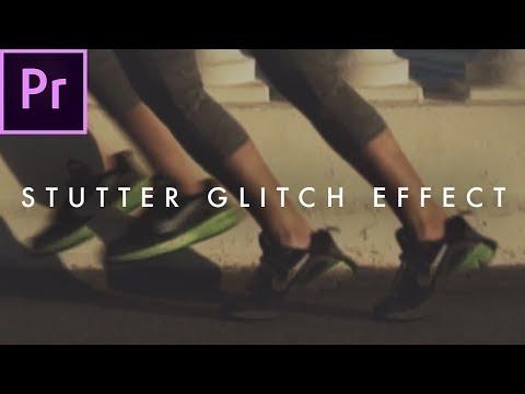 How to Create a Time Skip Glitch Effect | Premiere CC 2017 Tutorial