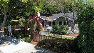 927 Guinda Street - Palo Alto, CA by Douglas Thron drone real estate videos