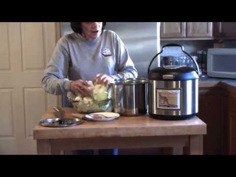 Thermal Cooking Corned Beef & Cabbage