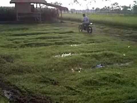 Motocross lucu