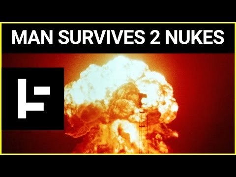 The Man Who Survived Two Atomic Bombs