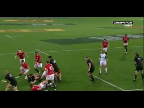 Yellow card clearance rewarded with try