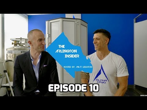 Alpha Cryo Arlington & The Benefit of Negative 150°F | The Arlington Insider 10