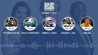 UNDISPUTED Audio Podcast (12.11.17) with Skip Bayless, Shannon Sharpe, Joy Taylor | UNDISPUTED