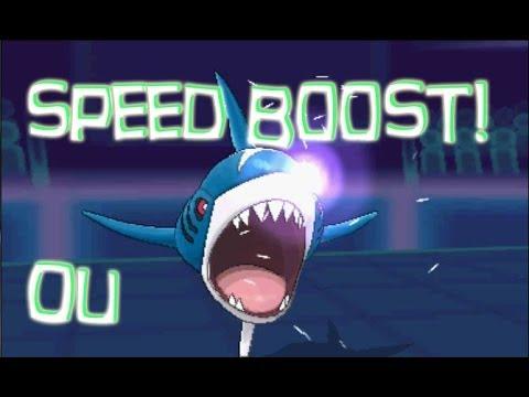 Pokemon X and Y Wifi Battle: Speed Boost!