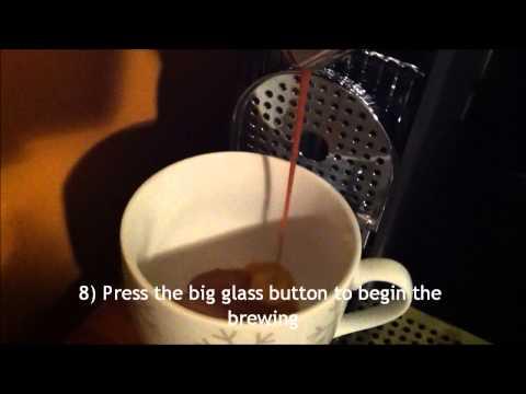How to make a yummy mochaccino with Nespresso coffee machine