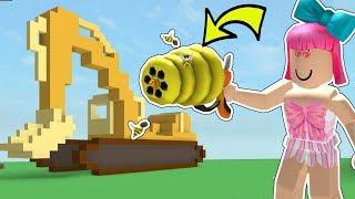 Roblox: EPIC EXPLOSIVE BEE SHOOTER!!! - DESTRUCTION SIMULATOR [2]!