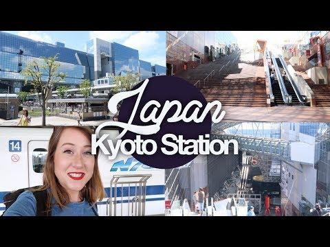 Kyoto Station Guide! Japan Summer 2017