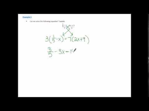 Math 8: Module 4 Lesson 3 Video