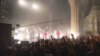 Baby Metal Live O2 Academy Brixton London - New Song (The One)